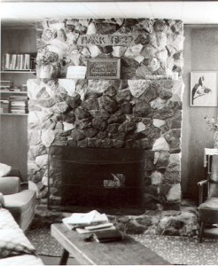 fire-place